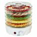 Цены на Аксион Сушилка для овощей Аксион Т33 Мощность 250Вт 5 съемных поддонов индикатор питания диаметр 32 см вес изделия 2,  3кг габариты 32,  8Ч 32Ч 28,  2 см Регулируемая высота поддонов.