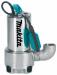 Цены на Makita Погружной насос Makita PF1110 Характеристики: Тип дренажный для грязной воды Материал корпуса нерж. сталь Максимальная высота подъема (м) 10 Поплавковый выключатель есть Мощность 1100 Вт Максимальная глубина погружения/  всасывания 5 Максимальная пр