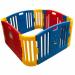 Цены на Edu - Play Манеж Edu - Play синий/ красный/ желтый GP - 8011R Детский манеж (без шаров) Детский игровой манеж предназначен для детских игр начиная с ясельного возраста,   когда вашему ребенку нужен манеж - ограждение,   заканчивая возрастом 6 - 7 лет,   когда манеж послужи