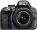 Цены на Nikon D3300 Kit 18 - 55 VR II Black Nikon — японская компания,   специализирующаяся на производстве оптики и электронных устройств для обработки изображений. Nikon —третья в мире на рынке фотоаппаратуры и вторая на рынке цифровых зеркальных камер. Широчайш