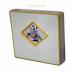 """Цены на Фотоальбом с магнитными листами """"LOVE BABY"""" Размер: 22x19x4 см."""