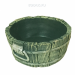 Цены на Кашпо декоративное Ушат круглый L14.5W14H6 см