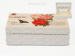 Цены на Шкатулка для ювелирных украшений 16*9*5 см