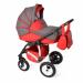 Цены на Alis (Польша) Коляска MATEO 17 2в1 (Alis),   Ma 22 (серый + красный) Детская коляска MATEO 17  -  это долгожданная новинка от Alis,   объединившая в себе самые востребованные функции модульных колясок 2 в 1,   модные,   дорогие ткани и невысокую стоимость. В новой ко