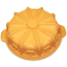 Цены на Silikomart Форма цветок,   d 26 см,   выс. 8 см,   оранжевый,   подар. уп. Силиконовая форма отлично подходит для приготовления разнообразной выпечки и десертов. Готовые сладости вынимаются из гибкой и прочной формы очень легко,   а во время приготовления не пригор