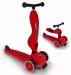 Цены на Scoot&Ride Детский трехколесный самокат с сиденьем Scoot&Ride HighwayKick 1 (Красный / 78045/ ) В данном инновационном продукте слились многие преимущества: стильный и современный европейский дизайн,   функциональность,   качественные материалы,   безопасность. H