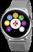 Цены на MyKronoz ZeRound Premium (серебристый) MyKronoz ZeRound Premium (серебристый) Умные часы MyKronoz ZeRound Premium – стильный гаджет с круглым экраном,   корпусом из полированного металла и элегантным ремешком. Он станет отличным дополнением как к спортивном