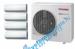 Цены на Toshiba RAS - 4M27UAV - E/ 4хRAS - M07SKV - E мульти сплит - система Toshiba кондиционер на 4 комнаты Инверторная технология позволила снизить шум мульти - сплит систем Toshiba и расход электроэнергии. Инверторные кондиционеры быстро создают в Вашей квартире комфортну