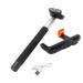 Цены на Монопод со встроенной Bluetooth кнопкой Z07 - 5 Black  -  Тип: телескопический монопод с кнопкой автоспуска  -  Производитель: Китай  -  Количество секций: 7  -  Универсальное крепление: 1/ 4  -  Материалы: металл,   пластик,   резина  -  Емкость батареи: 45 мА/ ч  -  Напряжен