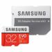 Цены на Micro SD 32GB Samsung MB - MC32GA Карты серии EVO Plus идеально подходят для записи самых дорогих моментов в жизни и последующем чтении 4K UHD видео на совместимом устройстве.Карты microSD совместимы с широким спектром устройств,   а благодаря входящему в ком