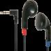 Цены на Defender Наушники Defender Basic - 634 черный кабель 1.1м 63634 Defender Basic - 634  -  выбор неприхотливого пользователя,   жаждущего получить сбалансированное звучание любимых треков по минимальной цене. Данная модель выполнена в виде вкладышей,   плотно прилега