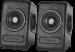 Цены на Defender Колонки Defender Q3 2.0 Black 2x3 Вт,   50 - 20000 Гц,   mini Jack,   USB 65403 Тип: Акустическая система 2.0