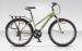 """Цены на Stels Stels Miss 7000 (2015) Багажник -  алюминиевый с зажимом Характеристики: Диаметр колес 26"""" Размер рамы 16"""" /  18"""" Рама (материал) алюминий Количество скоростей 21 Цвет рамы /  элементы дизайна зелёный/ тёмно - зелёный Вилка передняя SR SUNTOUR NEX,   ход 50м"""