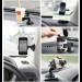 Цены на Универсальный автомобильный держатель зажим прищепка для смартфона и навигатора (Черный) Данное крепление поможет закрепить Ваш смартфон или навигатор,   да и любой предмет соответствующего размера,   например,   стакан с кофе,   практически на любой твердой пове