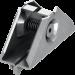 Цены на Угловое соединение TECE Угловое соединение для жесткого прямоугольного соединения профилей TECEprofil;  блок в сборе из оцинкованной стали;  винт под торцевой ключ M5 (SW 3) и нажимная пружина. Profil 9010002