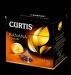 """Цены на Чай Curtis """"Banana Flambe"""",   20 пирамидок Черный листовой чай с лепестками цветов и ароматом банана и карамели в пирамидках."""