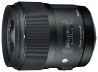 Фото Sigma 35mm f/1.4 DG HSM Art Canon EF