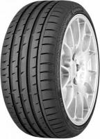 Фото Continental ContiSportContact 3 (235/45R17 97W)