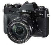 Фото Fujifilm X-T20 Kit