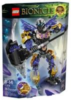 Фото LEGO Bionicle 71309 Повелитель Земли Онуа