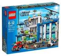 Фото LEGO City 60047 Полицейский участок