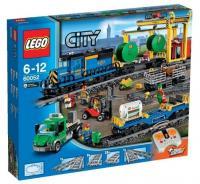 Фото LEGO City 60052 Грузовой поезд