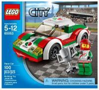 Фото LEGO City 60053 Гоночный Автомобиль