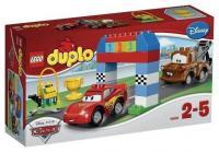 Фото LEGO Duplo 10600 Гонки на Тачках