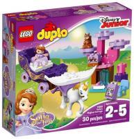 Фото LEGO Duplo 10822 Волшебная карета Софии Прекрасной