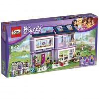Фото LEGO Friends 41095 Дом Эммы