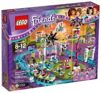 Фото LEGO Friends 41130 Парк развлечений: Американские горки