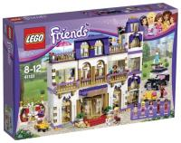 Фото LEGO Friends 41101 Гранд Отель в Хартлейк Сити конструктор