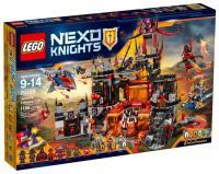 Фото LEGO Nexo Knights 70323 Вулканическое логово Джестро