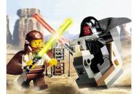Фото LEGO Star Wars 7101 Дуэль на световых мечах