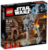 Фото LEGO Star Wars 75153 Разведывательный транспортный шагоход AT-ST