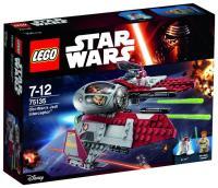 Фото LEGO Star Wars 75135 Перехватчик джедаев Оби-Вана Кеноби