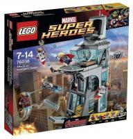 Фото LEGO Super Heroes 76038 Эра Альтрона: Нападение на Башню Мстителей