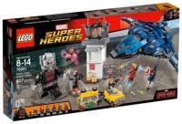 Фото LEGO Super Heroes 76051 Супер Герои Сражение в аэропорту