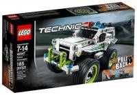 Фото LEGO Technic 42047 Полицейский патруль