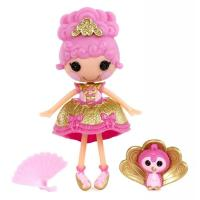 Фото Lalaloopsy Mini Lalaloopsy Принцесса Кристал с аксессуарами (533993)