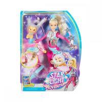 Фото Mattel Barbie и космический котик из м/ф Звездные приключения (DWD24)