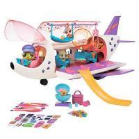 Фото Hasbro Littlest Pet Shop Самолет для зверюшек (B1242)