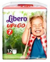 Фото Libero Up&Go 7 16-26 кг (12 шт.)
