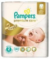 Фото Pampers Premium Care Mini 2 (80 шт.)