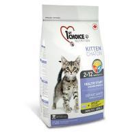 Фото 1st CHOICE Kitten Healthy Start 5,44 кг