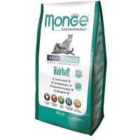 Фото Monge Hairball для выведения шерсти 0,4 кг