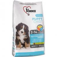 ���� 1st CHOICE Puppies Medium & Large Breeds 0,35 ��