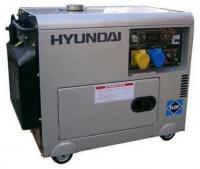 Фото Hyundai DHY6000 SE-3
