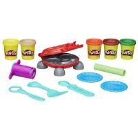 Фото Hasbro Play-Doh Бургер гриль (B5521)