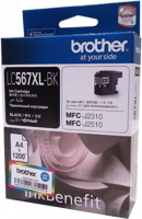 Brother LC-567XLBK